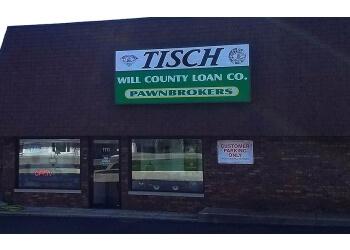 Joliet pawn shop Will County Loan Co