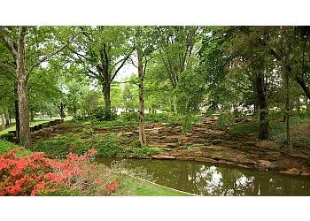 Oklahoma City public park Will Rogers Gardens