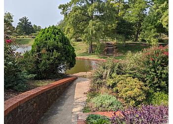Oklahoma City public park Will Rogers Park