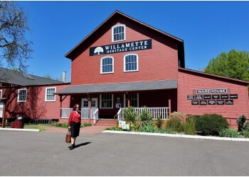 Salem landmark Willamette Heritage Center