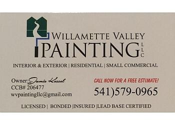 Eugene painter Willamette Valley Painting LLC