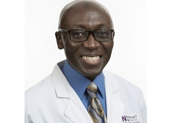 Charlotte cardiologist William Ofori Ntim, MD
