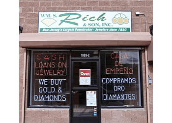 Elizabeth pawn shop William S. Rich & Son