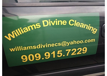 San Bernardino commercial cleaning service Williams Divine Cleaning Services