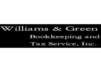 Huntsville tax service Williams & Green Bookkeeping & Tax