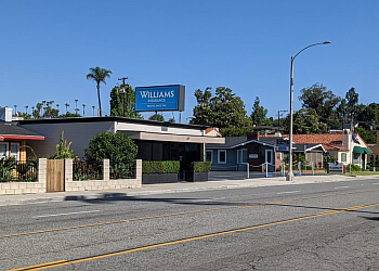 Fullerton insurance agent Williams Insurance