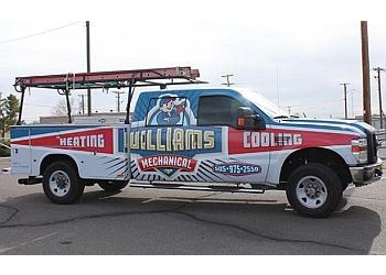 Albuquerque hvac service Williams Mechanical