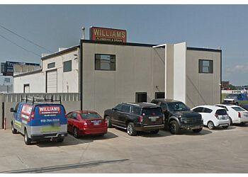 Tulsa plumber Williams Plumbing & Drain Service