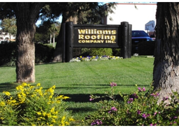 Salinas roofing contractor Williams Roofing Co