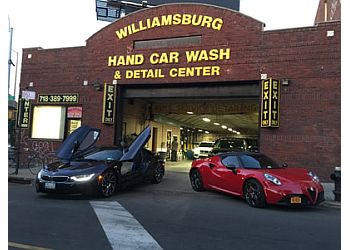 New York auto detailing service Williamsburg Hand Wash & Detail Center