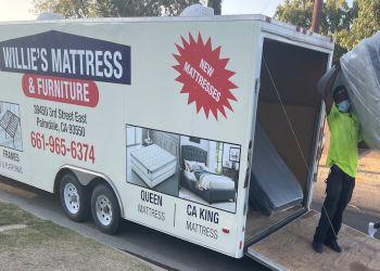 Palmdale mattress store Willie's Mattresses