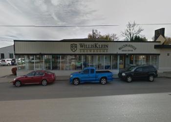 Lexington locksmith Willis Klein Showrooms