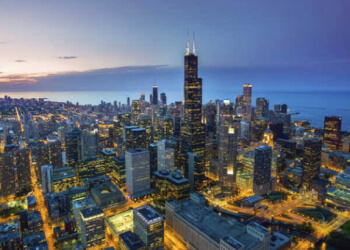 Chicago landmark Willis Tower