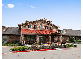 Denton assisted living facility Willow Bend