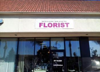 Riverside florist Willow Branch Florist