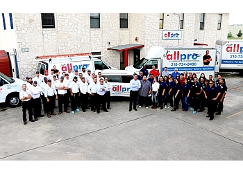San Antonio plumber Will's All Pro Plumbing & Air Conditioning