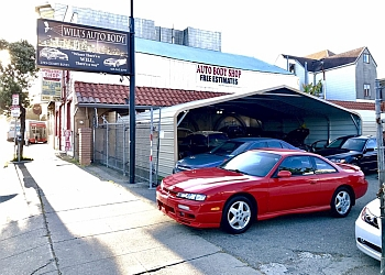 San Francisco auto body shop Will's Auto Body