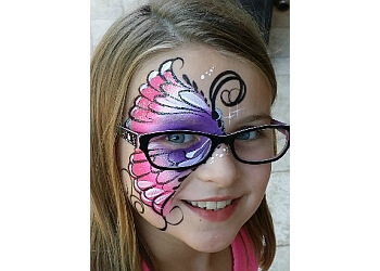 Mesa face painting Willy Creations