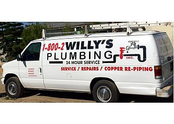 Willy's Plumbing, Inc.