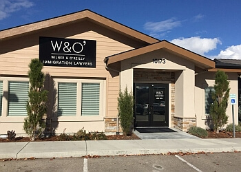 Boise City immigration lawyer Wilner & O'Reilly