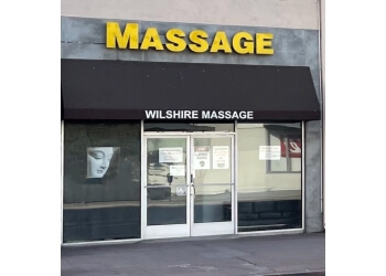 Los Angeles massage therapy Wilshire Massage