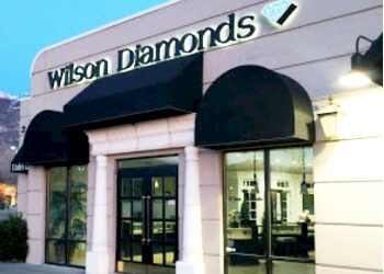 Provo jewelry Wilson Diamonds