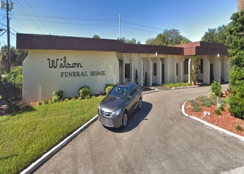 Tampa funeral home Wilson Funeral Home