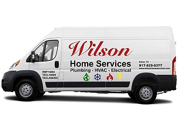 Fort Worth hvac service Wilson Home Services