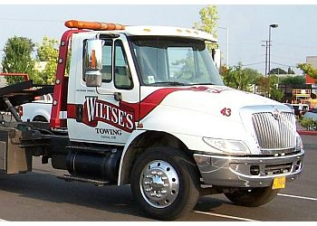 Salem towing company Wiltse's Towing
