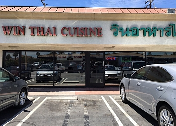 Anaheim thai restaurant Win Thai Cuisine