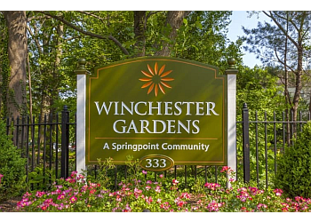 Newark assisted living facility Winchester Gardens