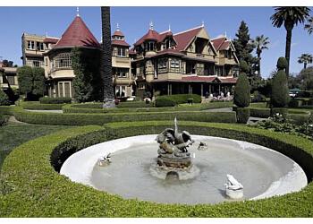 San Jose landmark Winchester Mystery House