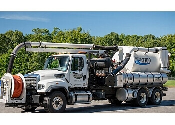 Springfield septic tank service Wind River Environmental
