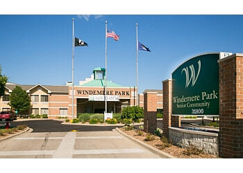 Warren assisted living facility Windemere Park Senior Community