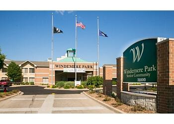 Warren assisted living facility WINDEMERE PARK SENIOR COMMUNITY