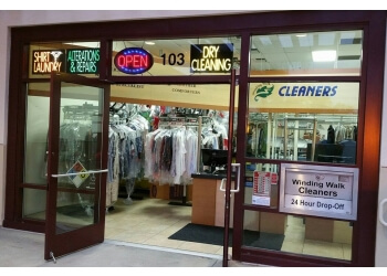 Chula Vista dry cleaner WindingWalk Cleaners