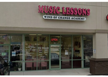 Jacksonville music school Wind of Change Academy