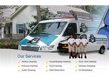 San Antonio window cleaner Window Gang