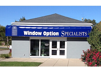 Lincoln window company Window Option Specialists