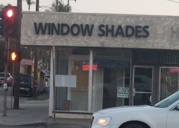 Santa Ana window treatment store Window Shades East