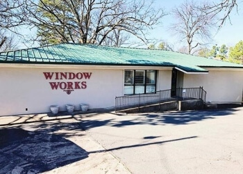 Little Rock window treatment store Window Works