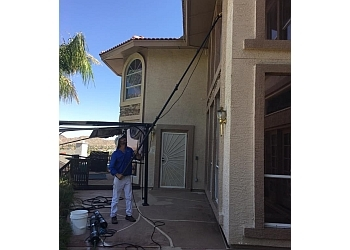 Chandler window cleaner Window Works LLC