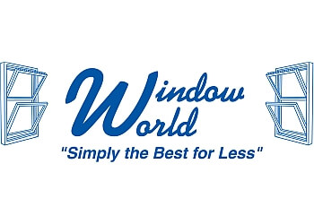 Grand Prairie window company Window World