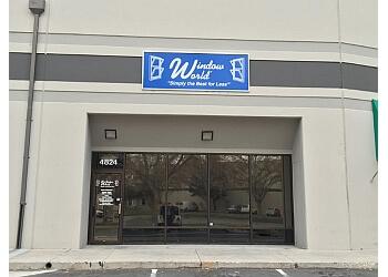 Reno window company Window World