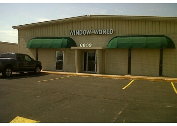 Waco window company Window World