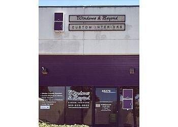Fremont window treatment store Windows & Beyond, Inc.