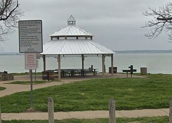 Garland public park Windsurf Bay Park