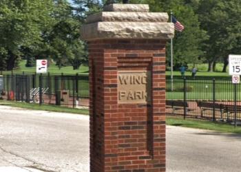 Elgin public park Wing Park