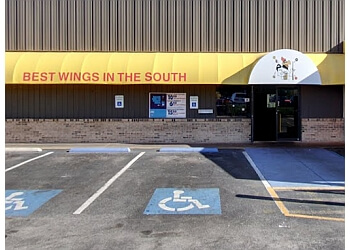 Columbia sports bar Wings & Ale