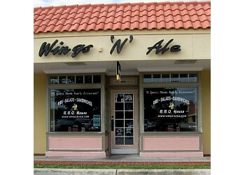 Coral Springs barbecue restaurant Wings-N-Ale